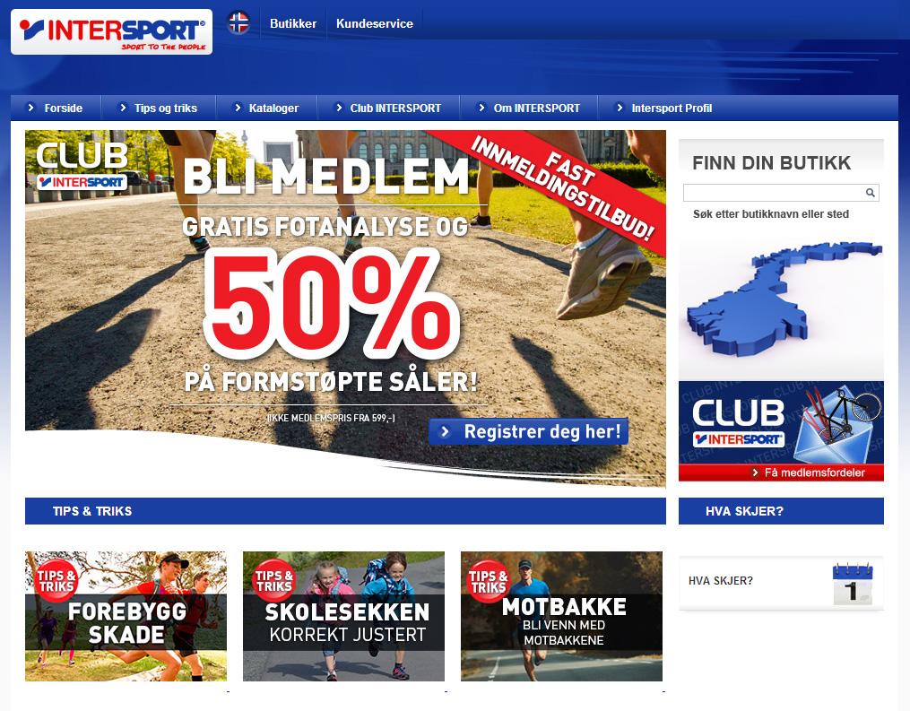 Intersport Rabattkode